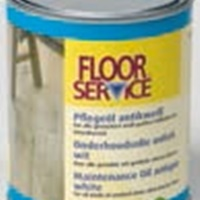 Floorservice Color Pflegeöl Antik weiss 1000 ml